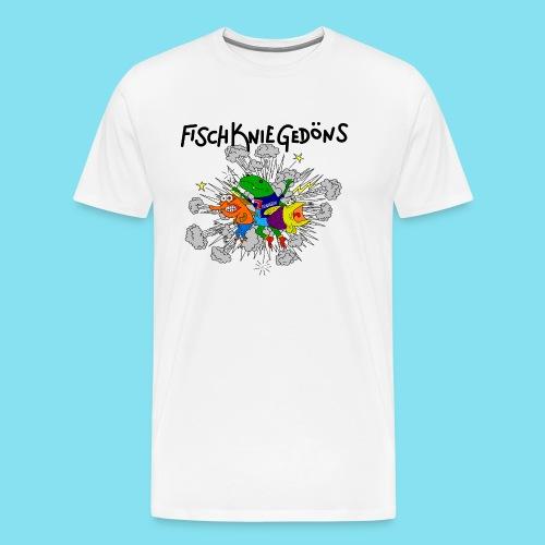 logoszschwarz png - Männer Premium T-Shirt