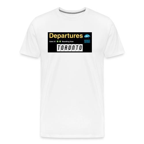 TORONTO png - Maglietta Premium da uomo