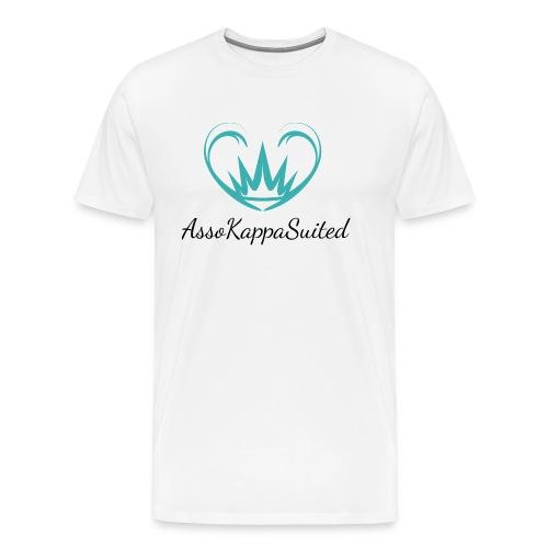 AssoKappaSuited - Maglietta Premium da uomo
