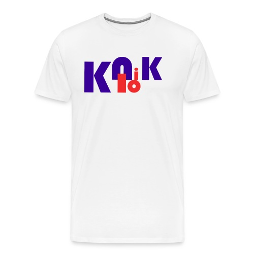 klonik retro - Camiseta premium hombre