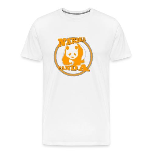 NARANJAPANDA - T-shirt Premium Homme