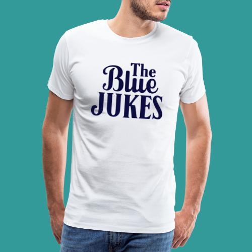 The Blue Jukes Logo - Men's Premium T-Shirt