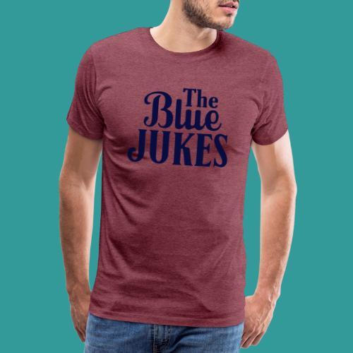The Blue Jukes Logo - Men's Premium T-Shirt