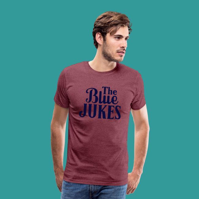 The Blue Jukes Logo