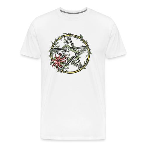 pentacle ivy - Men's Premium T-Shirt