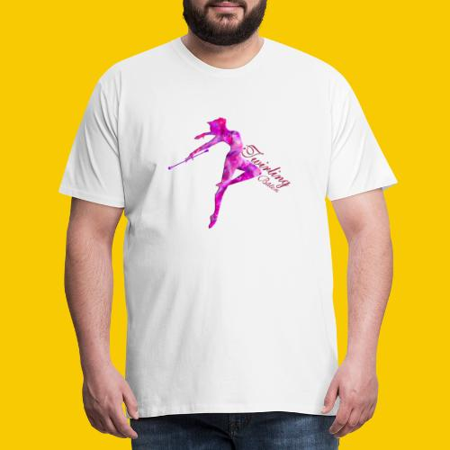 TWIRLING-BATON - T-shirt Premium Homme