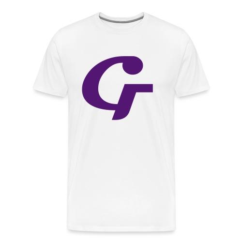 Gottamove Vignet - Mannen Premium T-shirt