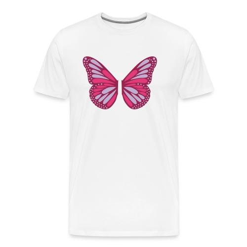 Butterfly Wings - Premium-T-shirt herr
