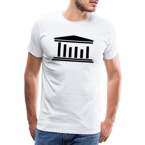 TST Logo Black - Men's Premium T-Shirt