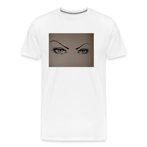 Augen - Männer Premium T-Shirt