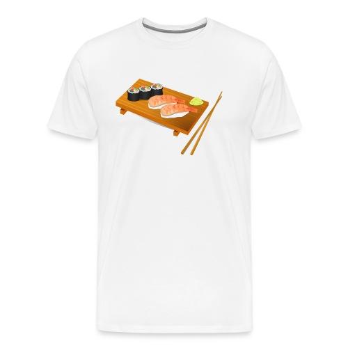Sushi - Männer Premium T-Shirt
