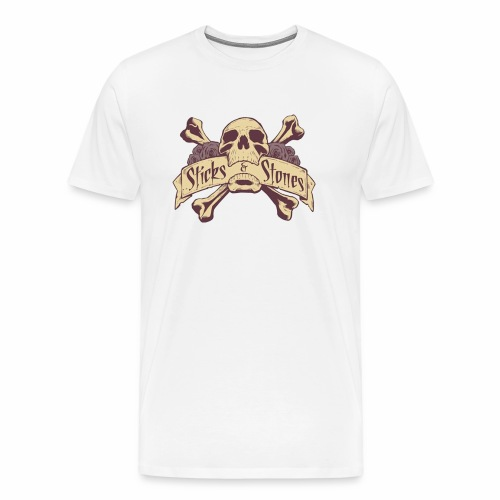 calabera - Camiseta premium hombre