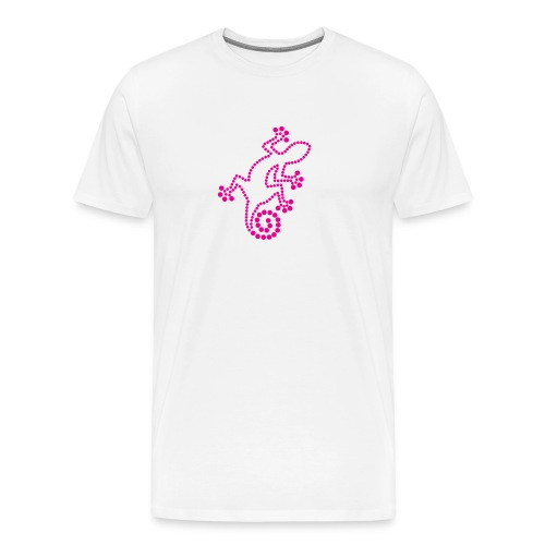 Geko dots - Men's Premium T-Shirt