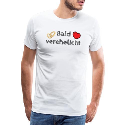 Das perfekte Design für den Junggesellenabschied - Männer Premium T-Shirt