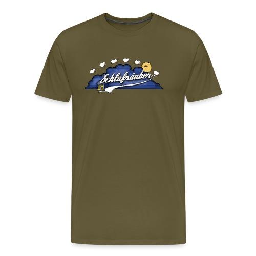 Schlafraeuber - Männer Premium T-Shirt