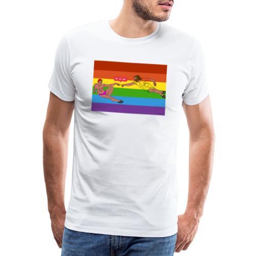 Gay_musua - Camiseta premium hombre