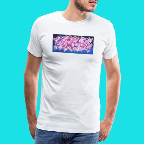 streetart #9 - Mannen Premium T-shirt