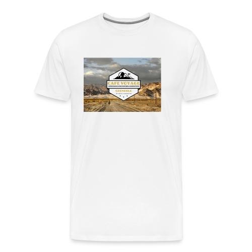 Visuel Chili Ape ros moyen format png - T-shirt Premium Homme