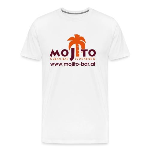Mojito Logo - Männer Premium T-Shirt