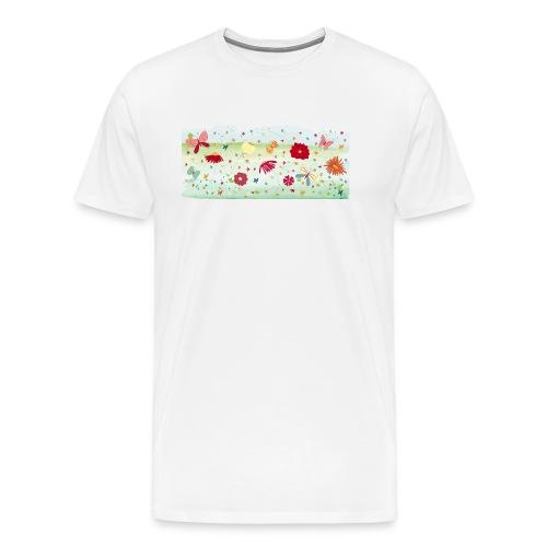 primavera - Maglietta Premium da uomo