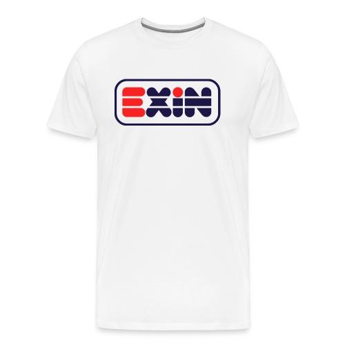 Logo EXIN - Camiseta premium hombre