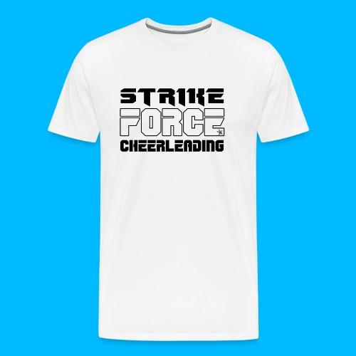 STRIKE FORCE - DRAWSTRING BAG - Men's Premium T-Shirt