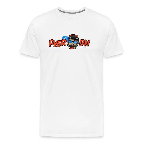 TMG Pyer BN - T-shirt Premium Homme