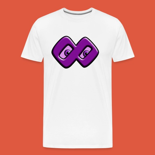 Slabg8r Face - Men's Premium T-Shirt