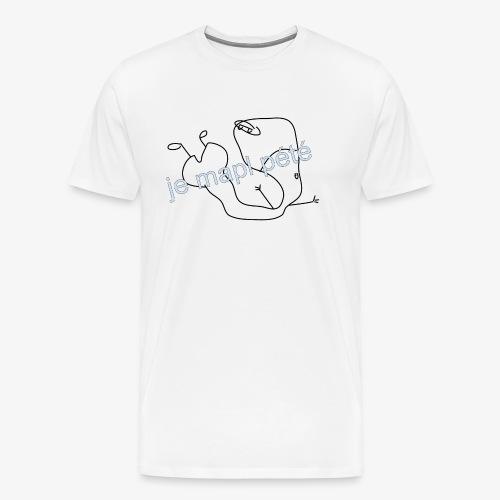 Peter dit son nom - T-shirt Premium Homme