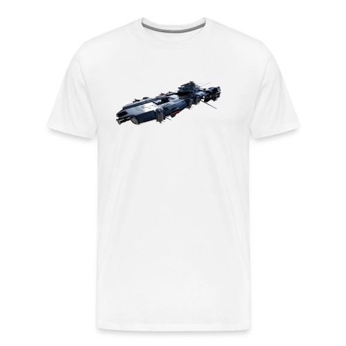 5f8d2a216ea0ce2b0ff1f2c7f83a1946 - Männer Premium T-Shirt