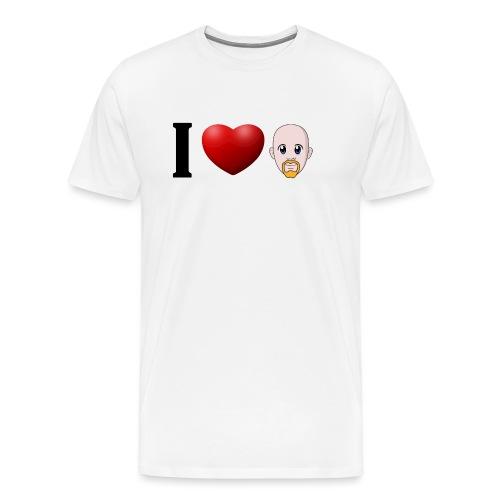 iluvlyndon - Men's Premium T-Shirt