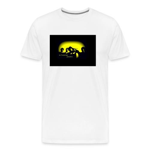 logoBlackBackground - Men's Premium T-Shirt