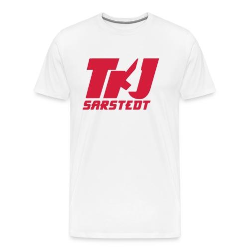 TKJ_logo_2 - Männer Premium T-Shirt