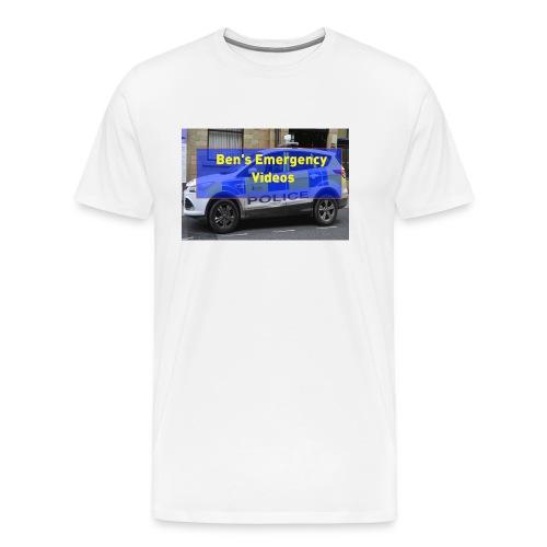 LogoBEV - Men's Premium T-Shirt