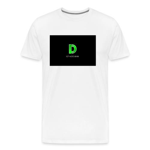 Dvotee-Modern_v2_1 - Men's Premium T-Shirt