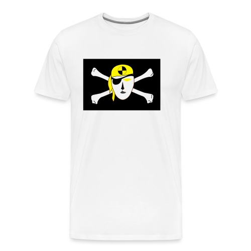 Pirates James - T-shirt Premium Homme