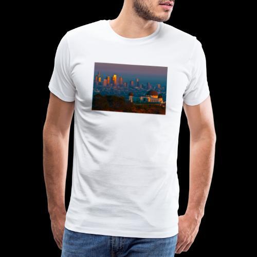 #phils.LA - Griffith - Männer Premium T-Shirt