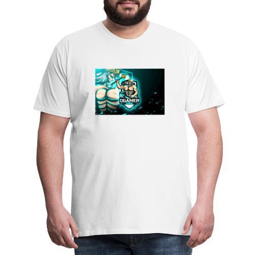 8251831F EA3A 4726 A475 A5510CDECB5A - Premium-T-shirt herr