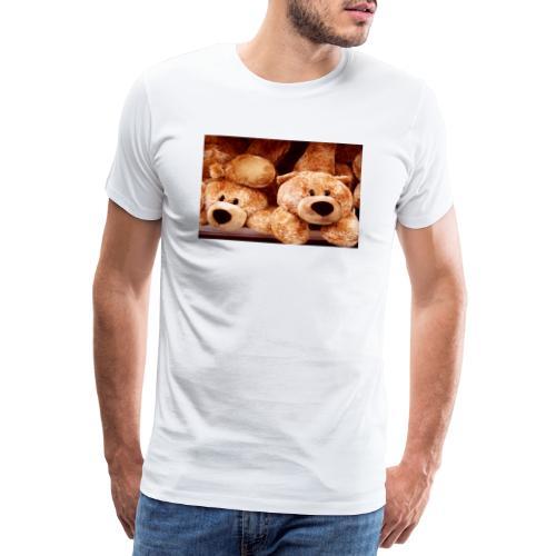 Glücksbären - Männer Premium T-Shirt