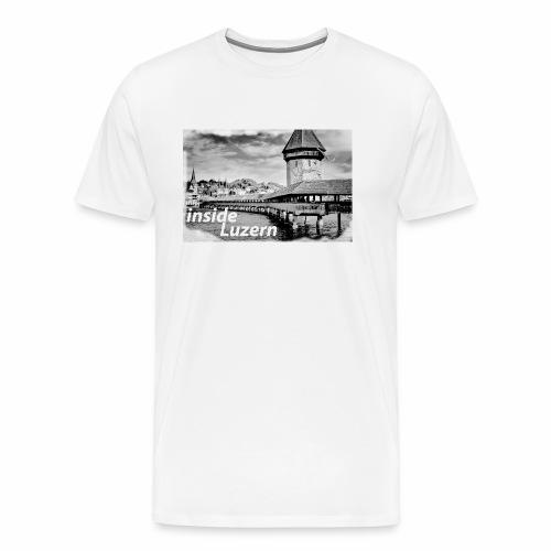 Luzerninside - Männer Premium T-Shirt