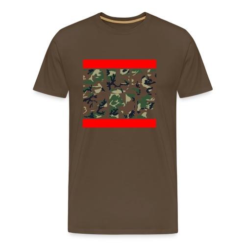 dmcstyle black 2 - Männer Premium T-Shirt