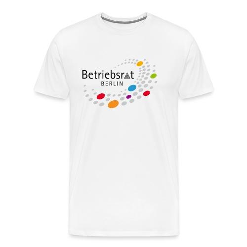 visteon button - Männer Premium T-Shirt