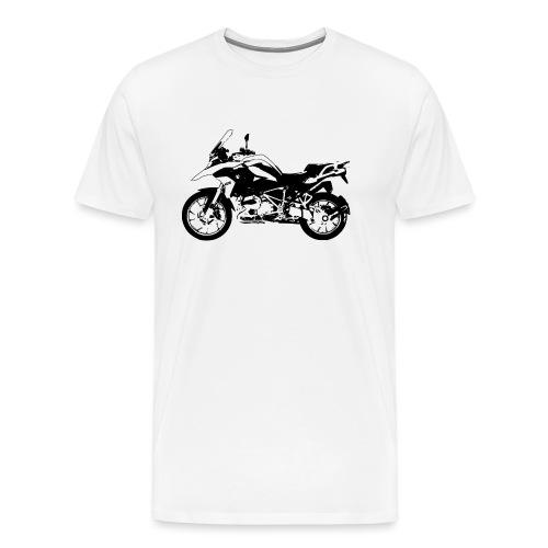 R1200GS - Männer Premium T-Shirt