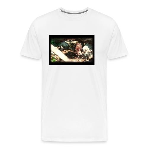 Waschber - Männer Premium T-Shirt