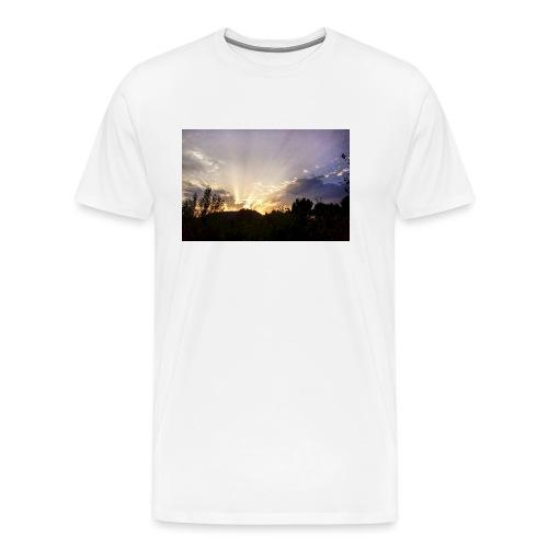 Sunset Ray 2 - T-shirt Premium Homme