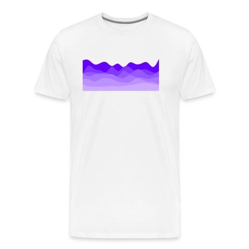 Dune Future Waves - Maglietta Premium da uomo