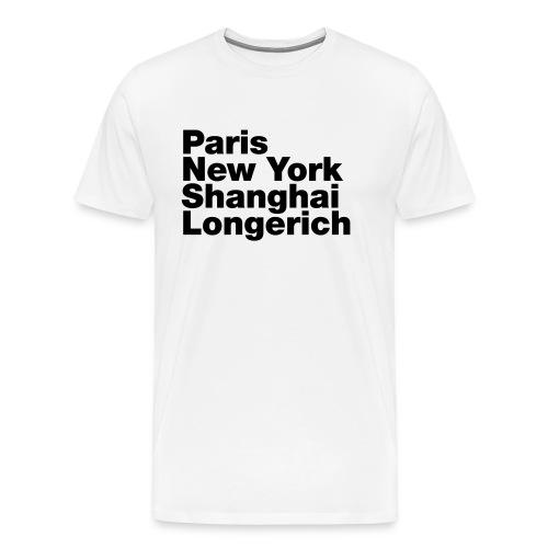 Fashion-Metropole Köln Longerich - Männer Premium T-Shirt