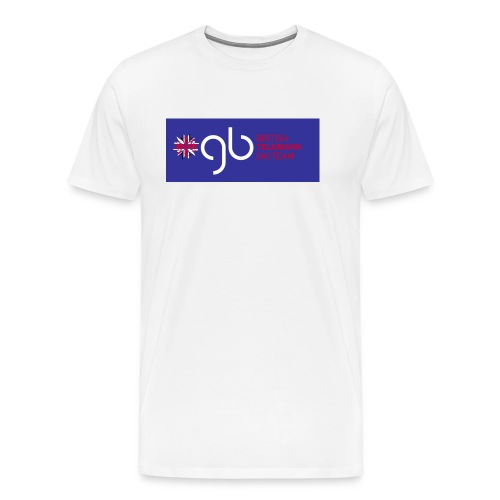improved gb tele team - Men's Premium T-Shirt