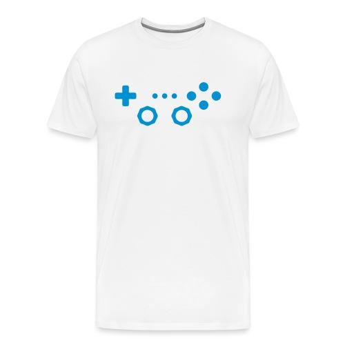 Classic Gaming Controller - Men's Premium T-Shirt
