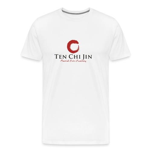 Ten Chi Jin Martial Arts Academy - Herre premium T-shirt
